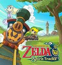Picture of a game: The Legend Of Zelda: Spirit Tracks