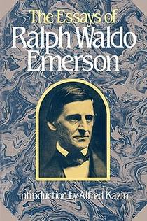 Picture of a book: Essays of Ralph Waldo Emerson