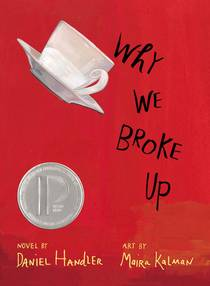 Picture of a book: Why We Broke Up