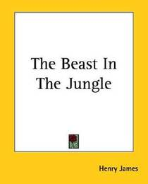 Picture of a book: The Beast In The Jungle