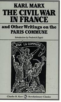 Picture of a book: The Civil War In France