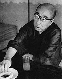 Picture of an author: Edogawa Rampo