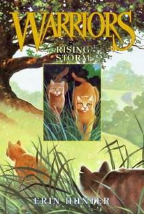 Picture of a book: Rising Storm