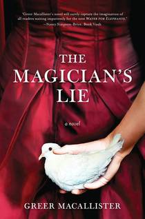 Picture of a book: The Magician's Lie