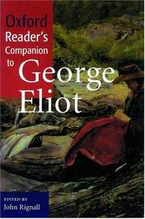 Picture of a book: The Oxford Reader's Companion To George Eliot
