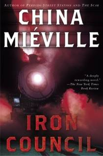 Picture of a book: Iron Council