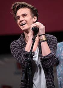 Picture of an author: Joe Sugg