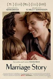 Picture of a movie: Marriage Story