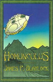 Picture of a book: Homunculus