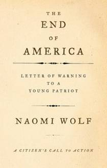 Picture of a book: The End of America: Letter of Warning to a Young Patriot