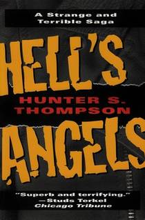 Picture of a book: Hell's Angels: A Strange And Terrible Saga