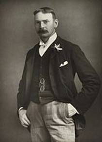 Picture of an author: Jerome K. Jerome