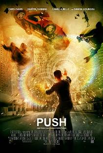 Picture of a movie: Push