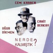 Picture of a band or musician: Cem Karaca