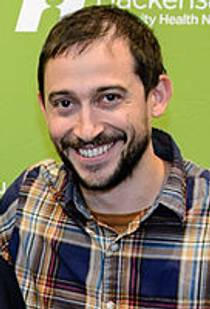 Picture of an author: Jesse Andrews