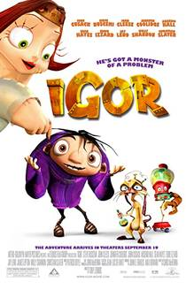 Picture of a movie: Igor