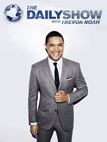 Picture of a TV show: The Daily Show With Trevor Noah