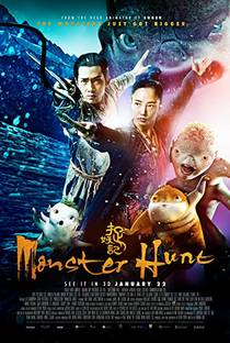 Picture of a movie: Monster Hunt