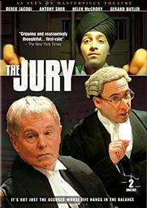 Picture of a TV show: The Jury