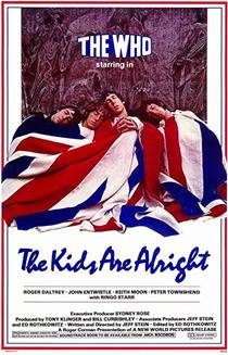 Picture of a movie: The Kids Are Alright