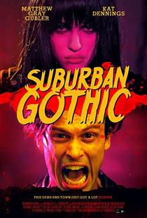 Picture of a movie: Suburban Gothic