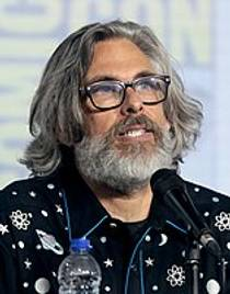 Picture of an author: Michael Chabon