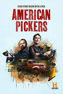 Picture of a TV show: American Pickers