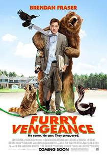 Picture of a movie: Furry Vengeance