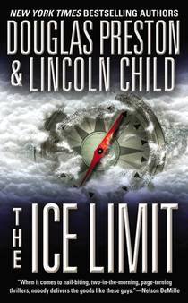 Picture of a book: The Ice Limit