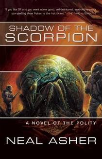Picture of a book: Shadow Of The Scorpion
