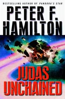 Picture of a book: Judas Unchained