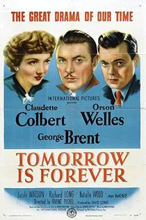 Picture of a movie: Tomorrow Is Forever