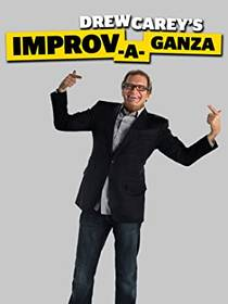 Picture of a TV show: Drew Carey's Improv-A-Ganza