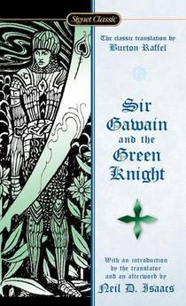 Picture of a book: Sir Gawain And The Green Knight
