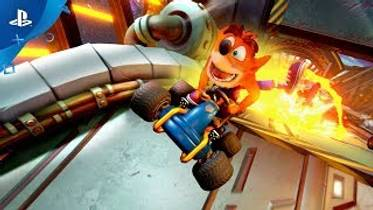 Picture of a game: Crash Team Racing: Nitro-Fueled
