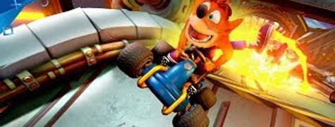 Image of Crash Team Racing: Nitro-Fueled