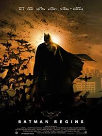 Picture of a movie: Batman Begins