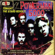 Picture of a band or musician: Powerman 5000