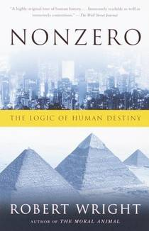 Picture of a book: Nonzero: The Logic Of Human Destiny