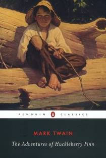 Picture of a book: The Adventures Of Huckleberry Finn