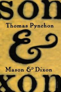 Picture of a book: Mason & Dixon