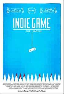 Picture of a movie: Indie Game: The Movie