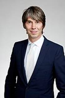 Picture of an author: Brian Cox