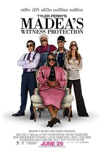 Picture of a movie: Madea's Witness Protection