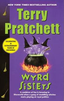 Picture of a book: Wyrd Sisters
