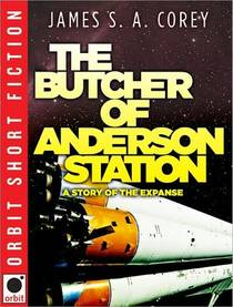 Picture of a book: The Butcher Of Anderson Station