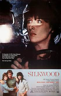 Picture of a movie: Silkwood