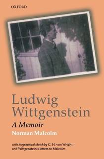 Picture of a book: Ludwig Wittgenstein: A Memoir