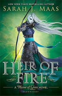 Picture of a book: Heir Of Fire