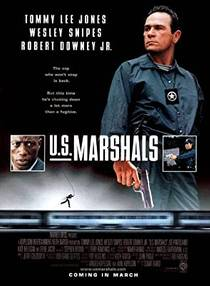 Picture of a movie: U.S. Marshals
